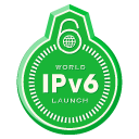 World IPv6 Banner